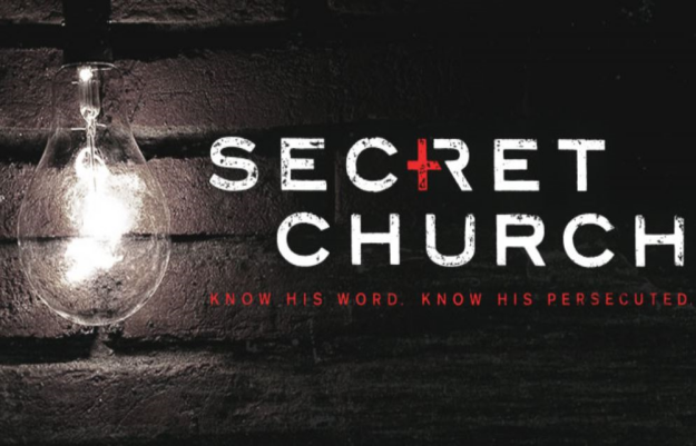 Secret Church Simulcast