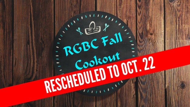 RGBC Fall Cookout