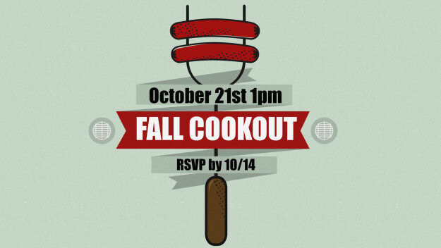 Fall Cookout